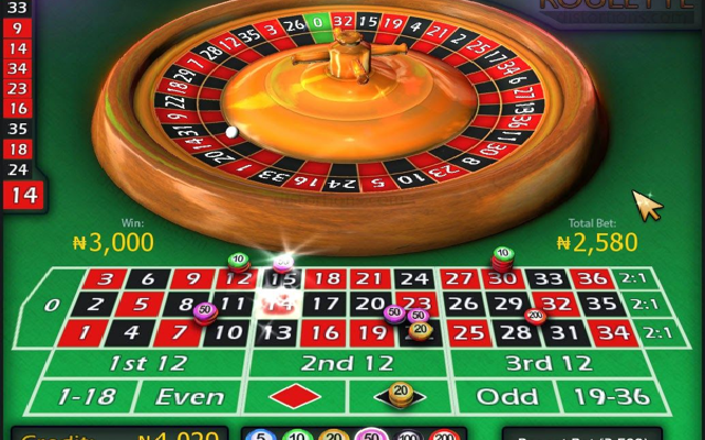 Game con quay roulette betting